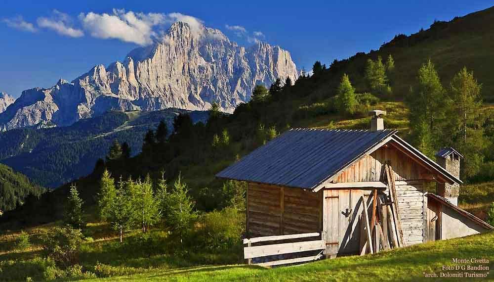 Le Dolomiti -Civetta-