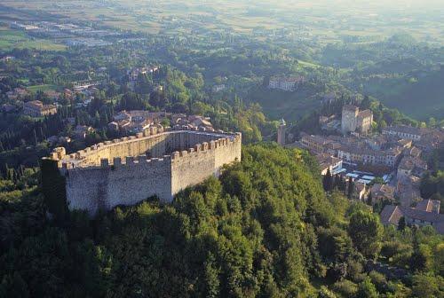 Asolo, La Rocca di Asolo