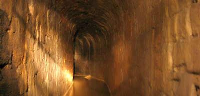 Asolo, la-bot-acquedotto Romano Asolo