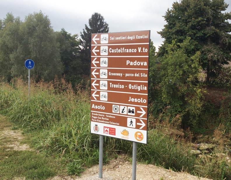 Cicloturismo Asolo Turismo