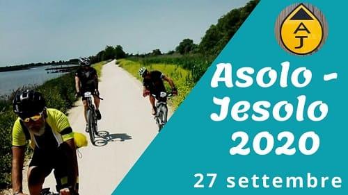Asolo-Jesolo 2020 Bici Discesa
